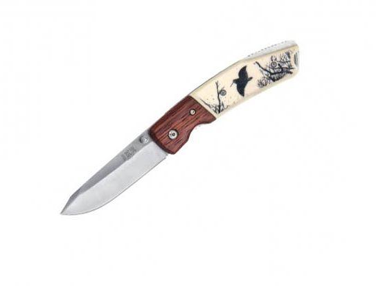 Joker nůž s motivem bekasíny 75 mm
