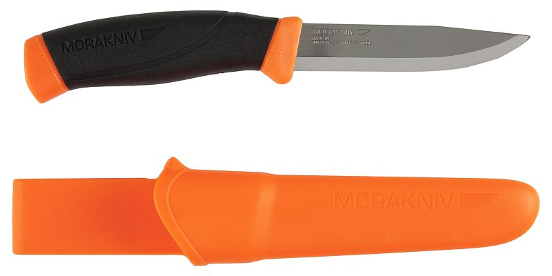 Morakniv nůž Companion F Orange